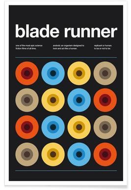 Blade Runner - Premium poster