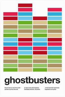 Ghostbusters Acrylic Print