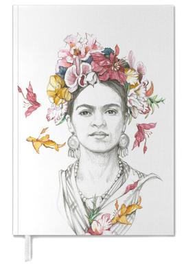 Flowered Frida -Terminplaner