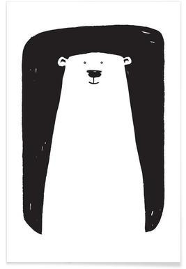 Bear - Premium Poster