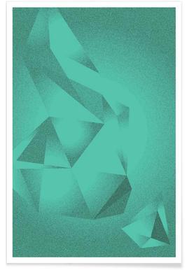 Crystals Green