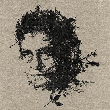 Johnny Cash -Leinwandbild