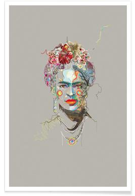 Frida 3 Poster