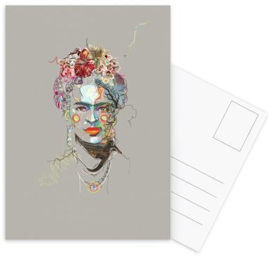 Frida 3 ansichtkaartenset