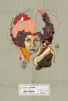 Minnie Portrait Acrylic Print