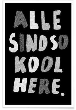 Kool Here -Poster
