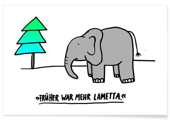 Lametta -Poster