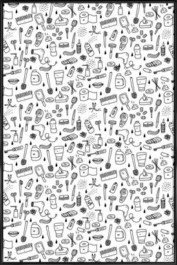 Shower Pattern
