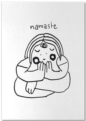 Namaste notitieblok