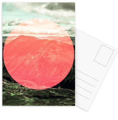 Scottish Highlands Circular -Postkartenset