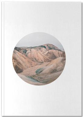 Circular 3 Landmannalaugar Notebook