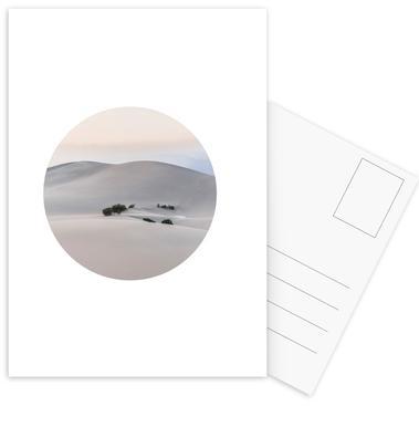 Circular 4 Death Valley Postcard Set