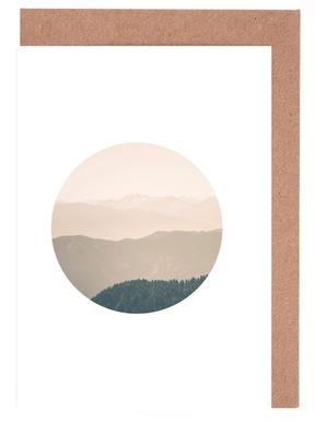 Circular 4 Karwendel -Grußkarten-Set