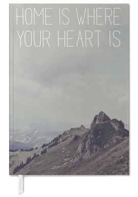 Home Is Where Your Heart Is -Terminplaner