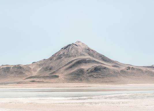 Raw 5 Salar de Uyuni Bolivia Canvas Print