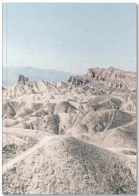 Raw 6 Golden Canyon USA Notebook