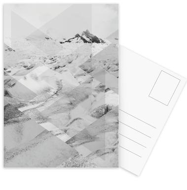 Scattered 3 Perito Moreno -Postkartenset