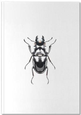 Odontolabis Siva -Notizheft