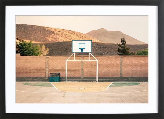 Potosi, Bolivia Framed Print
