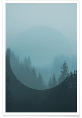 Karwendel Photograph Poster
