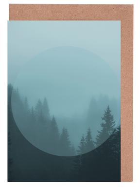 Landscapes Circular 2 Karwendel Greeting Card Set