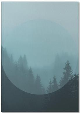 Landscapes Circular 2 Karwendel Notebook