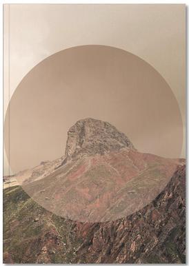 Landscapes Circular 2 Andes Notebook