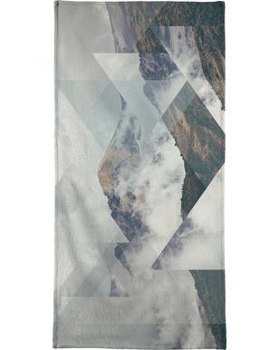 Scattered 2 Nevado del Ruiz Bath Towel