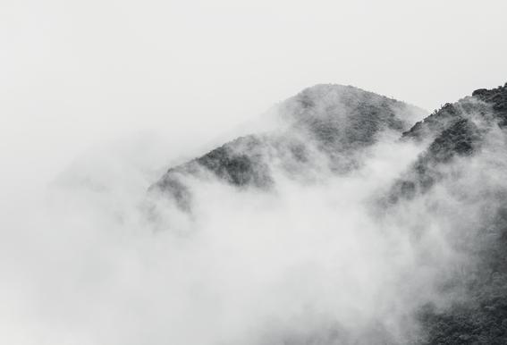 Raw 1 Nevado del Ruiz Colombia Acrylic Print