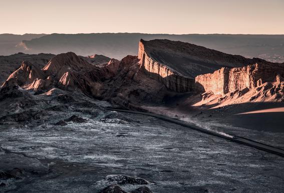 Raw 2 Valle de la Luna Chile.ork -Alubild