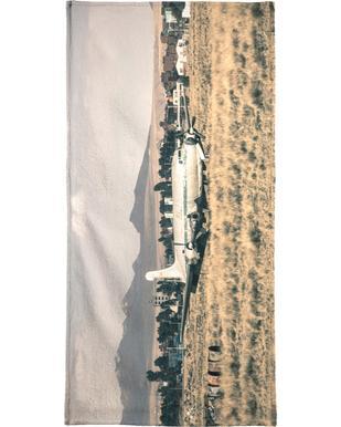 Raw 3 Airport Bolivia Bath Towel