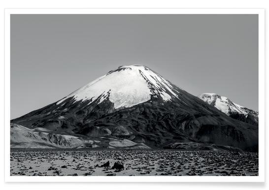 Sajama Bolivia Photograph Poster