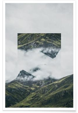 Andes Photograph Poster