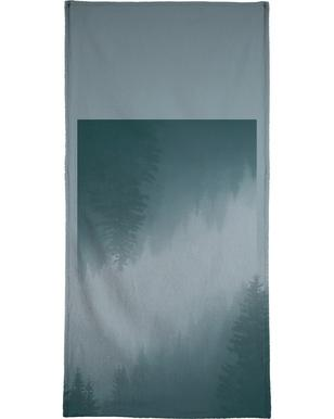 Mirrored 1 Forest Bath Towel