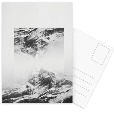 Mirrored 1 Torres Del Paine Postcard Set