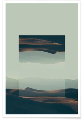 Death Valley Photograph Poster