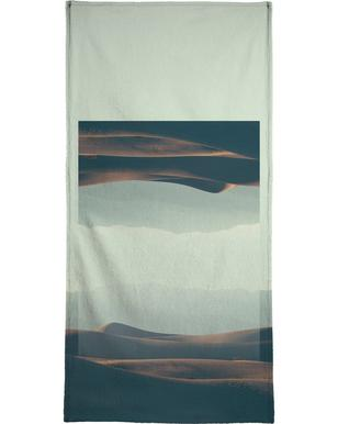 Mirrored 2 Death Valley Bath Towel