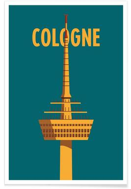 Cologne - Poster