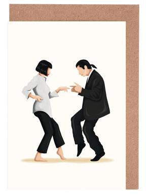 Pulp Fiction Greeting Card Set