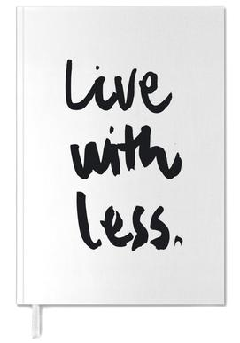 Live with Less agenda
