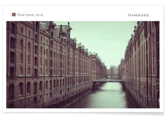 Hamburg 7615 Poster