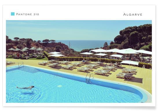 Algarve 1 poster