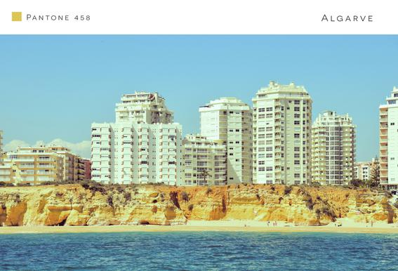 Algarve 2 Aluminium Print