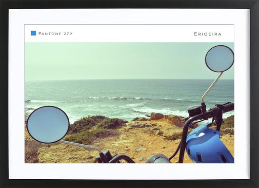 Ericeira Framed Print