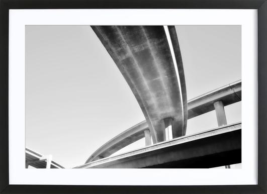 I-110 No.1 Framed Print