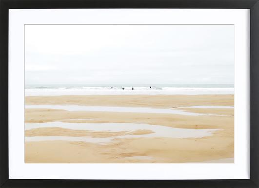 Stay Together Framed Print