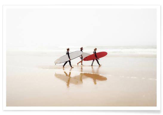 Surf Triple 1 Poster