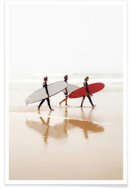 Surf Triple 2 Poster