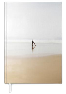 The Lone Surfer Personal Planner