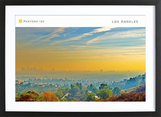 Los Angeles Pantone 122